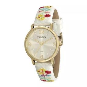 Relógio Feminino Mondaine 99214lpmvdh1