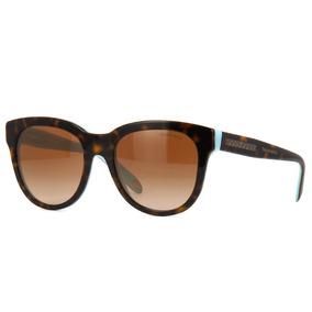 Óculos De Sol Tiffany Tf4112 8134 (marrom, Marrom) a7f6b65eb8
