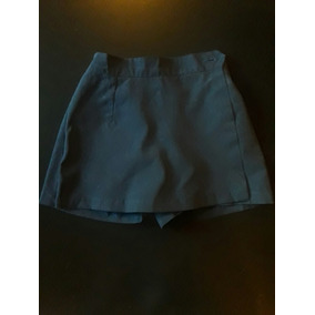9c45afe2c6 Pollera Pantalon Colegial Azul Marino - Ropa y Accesorios