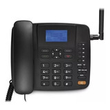 Telefone Rural 3g Fixo Multilaser Quadbnd 1chip Desbloqueado