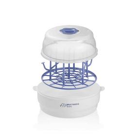 Esterilizador De Mamadeiras A Vapor Para Micro-ondas Bb170