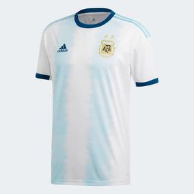 Camisa Oficial Seleção Argentina 19/2020 - [ Personalize ]