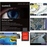 Mapa Cartografia Garmin Bluechart G2 Vision Hd 3d Cartão Sd.