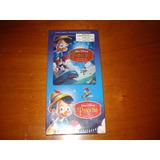 Pinocho, 70 Aniversario (2 Blu-ray+dvd), Nueva