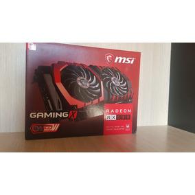 Msi Gaming Rx 580 8 Gb Tarjeta Video Amd