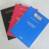 Encadernação Capa Dura. Monografia/tcc 80 A 120 Páginas