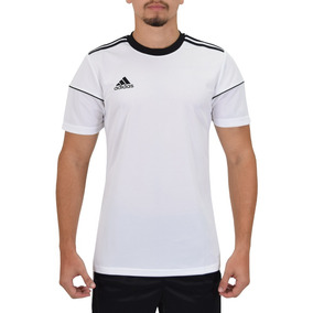 Camiseta Masculina Squadra 17 - Branca - adidas f714d6986b5e6