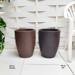 2 Vaso Preciosa Negra Cristal Pedra Turmalina Pérola R 45x35