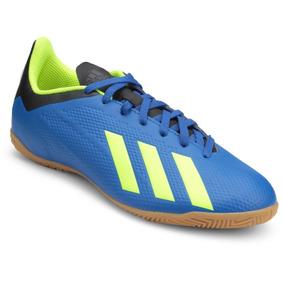 Chuteira Futsal Adidas Original - Chuteiras Adidas de Futsal Azul no ... 5e8b8a43bf249
