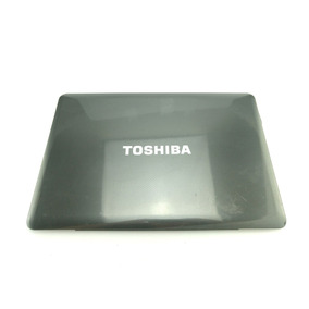 Carcaça Tampa Da Tela Toshiba Satellite L500 Ap073000502