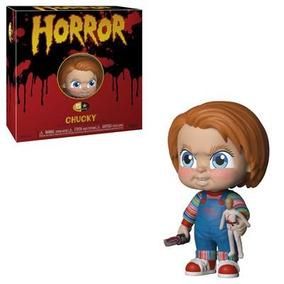 Chucky Brinquedo Assassino Boneco Action Figure · 5 Star Horror Chucky Funko ef3596235ae
