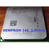 Cpu Procesador Amd Sempron 145 2.8 Ghz Am3 Core Unlock
