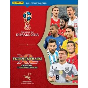 Adrenalyn Xl Fifa Copa Do Mundo 2018 Incompleto