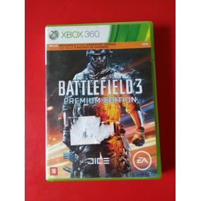 Consigo Frete Gratis Battlefield 3 Disco De Jogo Xbox 360