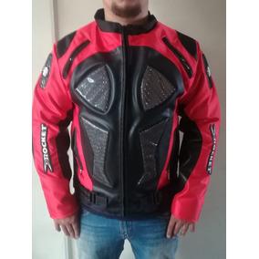 Perfecto Estado Moto Yamaha Para Con Protecciones Chaqueta vRH16a