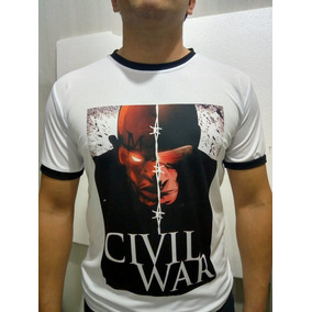 Playeras Sublimadas Superheroes,comics Todas Las Tallas