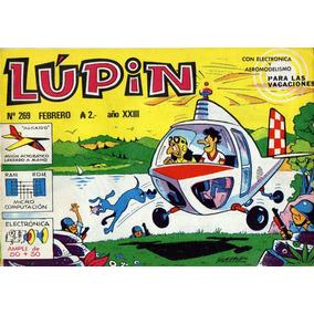 Revista Lúpin Nº 269 Año 1988
