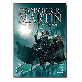 A Guerra Dos Tronos Volume 2 Quadrinhos George R. R. Marti