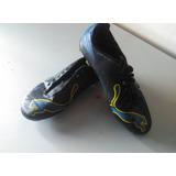 Zapatos Puma De Taco Para Fútbol Campo De Niño N° 37