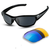 73b5a9d40ed Gafas De Sol Para Hombre Duco Polarized Sports Para Ski Dri