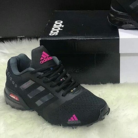 adf03842d7c87 Zapatos Adidas Mujer Negros - Zapatos en Calzados - Mercado Libre ...