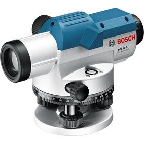 Nivel Topográfico Marca Bosch 286x, Solo Nivel