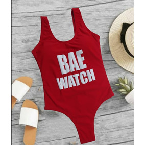 Ropa De Baño Always On Vacay, Good Vibes, Bae Watch,..