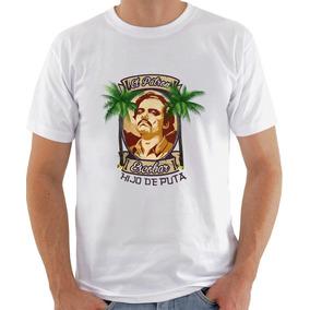 3a1a662551 Camisa Camiseta Og Clothing - Pablo Escobar Netflix