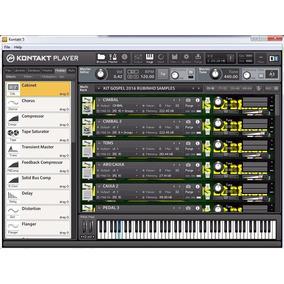 Kit Gospel Kontakt Com Mais De 700 Ritmos Yamaha