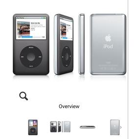 Ipod Classic 160gb 7* Geração Troco Celular Mc297ll