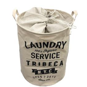 Cesto Laundry Para Ropa Sucia O Limpia Modelo Con Tapa