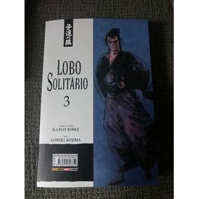Lobo Solitário 03 - Panini