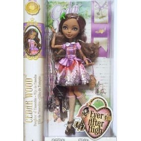 Boneca Ever After High Cedar Wood Primeiro Capitulo