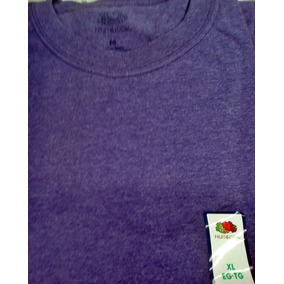 Playeras Fruit Of The Loom Xl (preguntar 1ero)