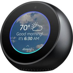 Amazon Alexa Echo Spot Pantalla Español Nuevo Sin Caja