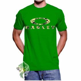 Camiseta Amarela Oakley - Calçados, Roupas e Bolsas Verde no Mercado ... 83f23761d4