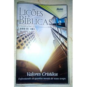 Capinha Transparente Para Revista Lições Bíblicas