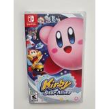 Kirby Star Allies Para Nintendo Switch Nuevo Y Sellado