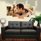 Lindo Adesivo Decorativo Foto Do Casal 1.20x0.65mt + Brinde