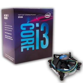 Processador Intel Core I3 8100 Coffee Lake Oitava Geração