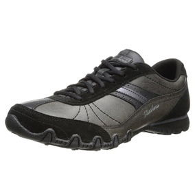 Tenis Importados Skechers Mujer Bikers Relaxed