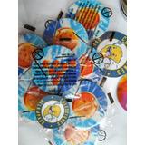 Tazos Dragon Ball Super Colección Completa + 8 Xferas +micas