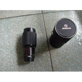 Zoom Makinon F=80-200 Acople Nikon
