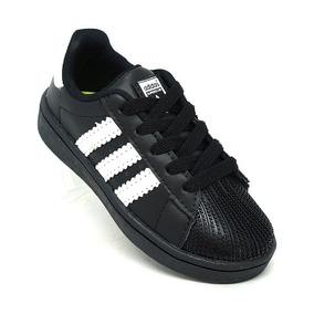 e7b1f6f3dba Tenis Adidas Superstar Infantil Feminino - Calçados