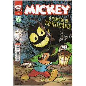 Hq - Mickey Nº 882 ( Novo)