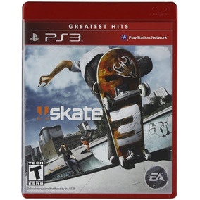 Jogo Skate 3 Greatest Hits Ps3 - Midia Fisica - Lacrado