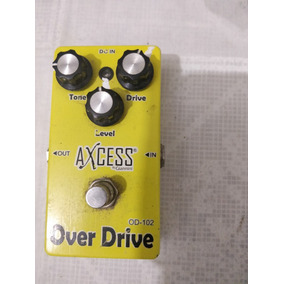 Pedal Axcess Overdrive