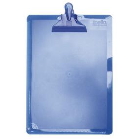 Prancheta Dellocolor Azul