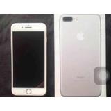 iPhone 7 Plus 32gbt Plata