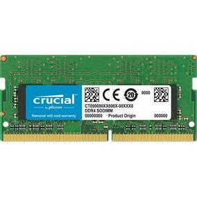 Memoria Ram Crucial 2gb 2400mhz Pc4-19200 Ct2g4sfs624a
